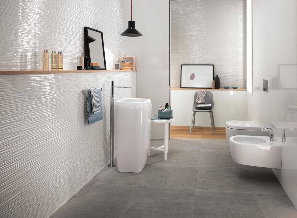 Designové 3D obklady do koupelny 6