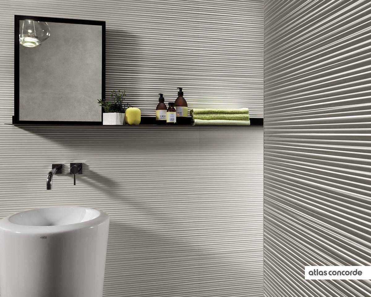 Designové 3D obklady do koupelny 10