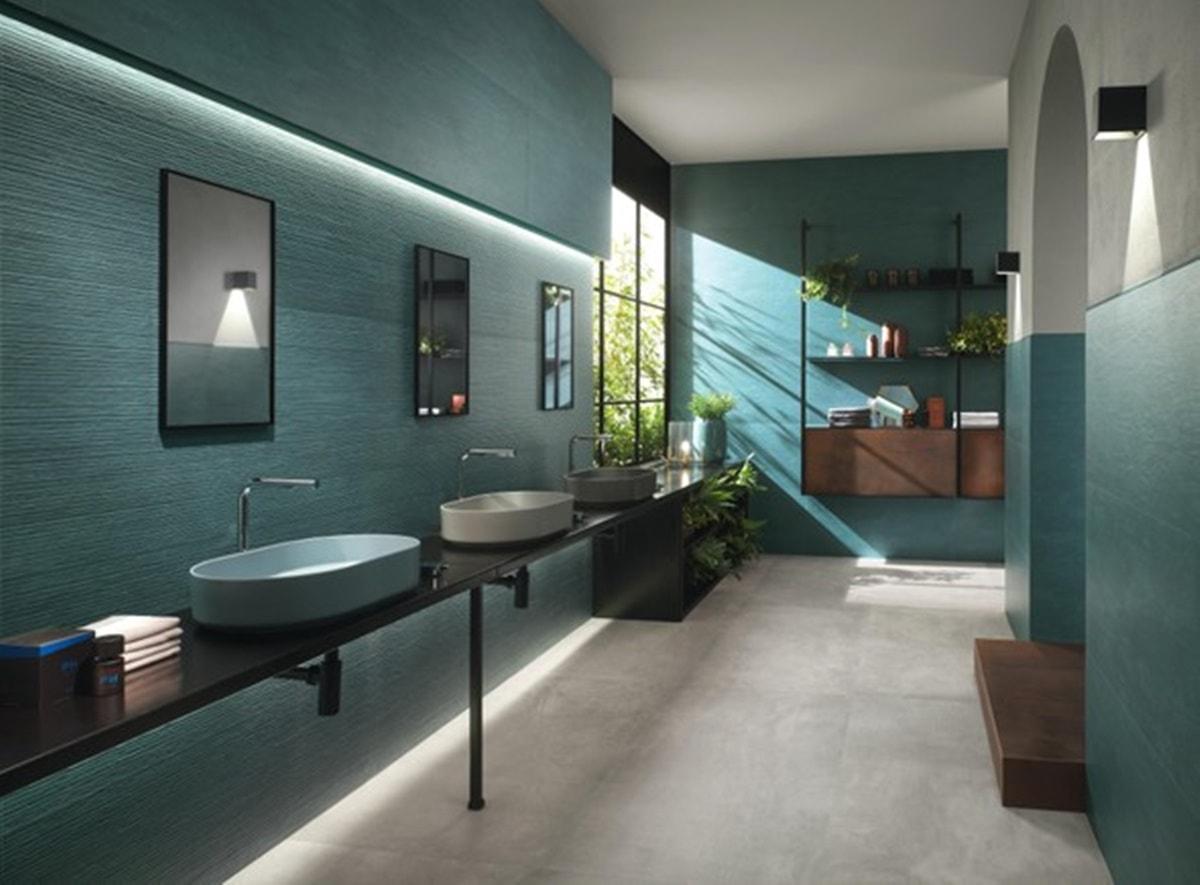 Azurová koupelna 4