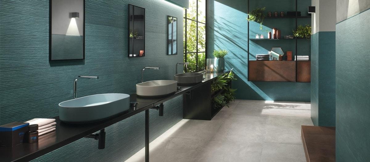 Azurová koupelna 5