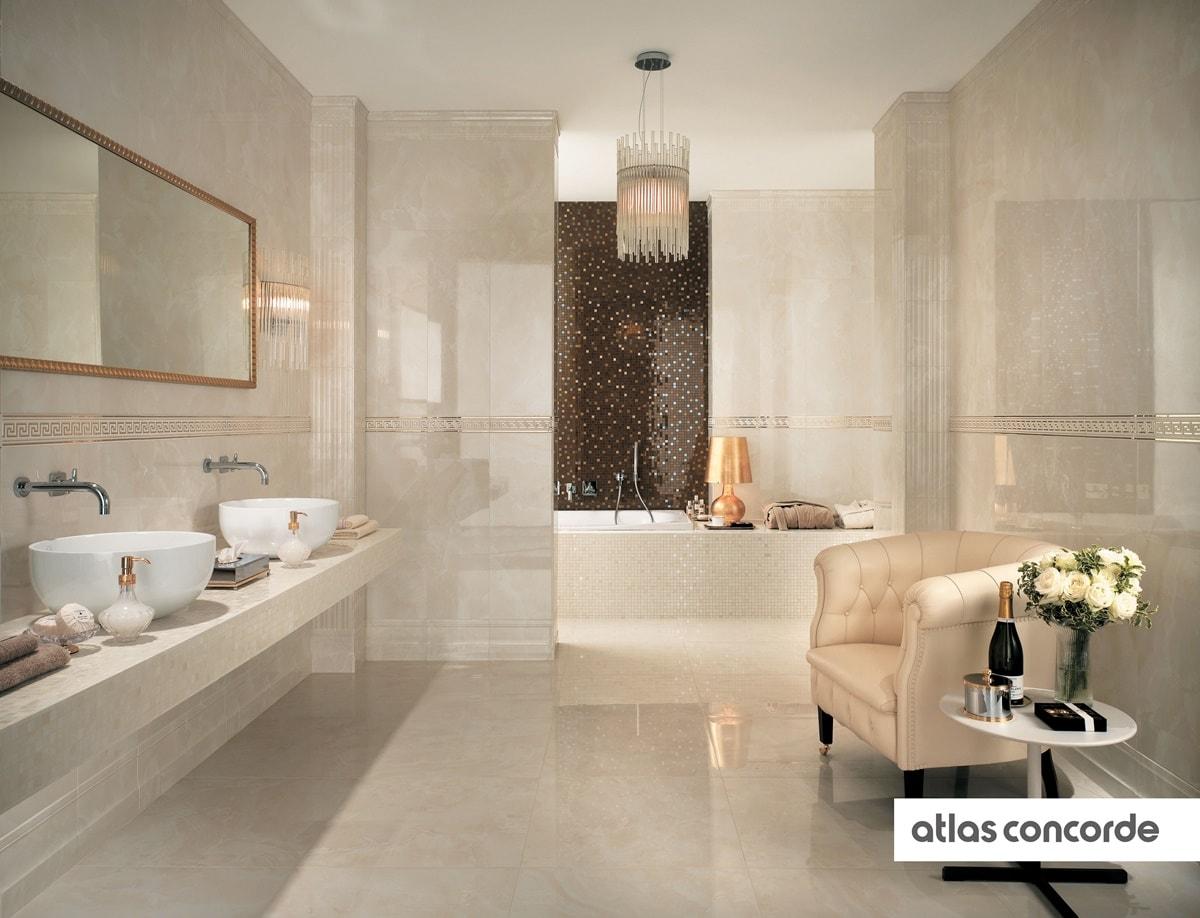 Béžová koupelna 3