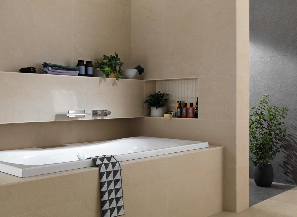 Béžová koupelna 9