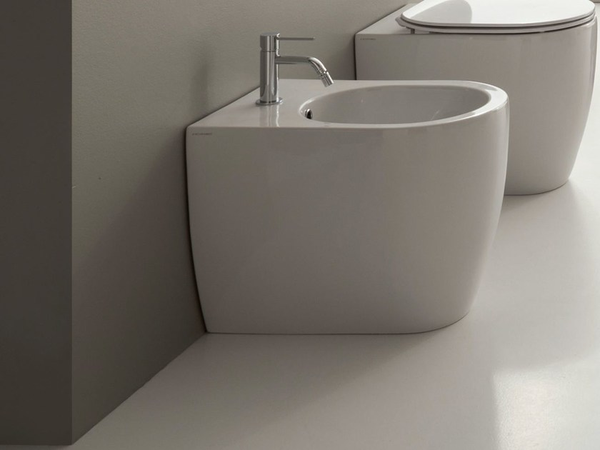 Typy bidetů do koupelny 5