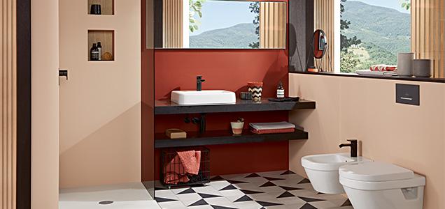 Typy bidetů do koupelny 8