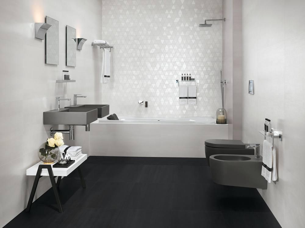 Bílá koupelna 14