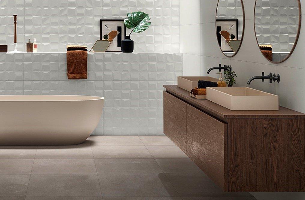Bílá koupelna 11