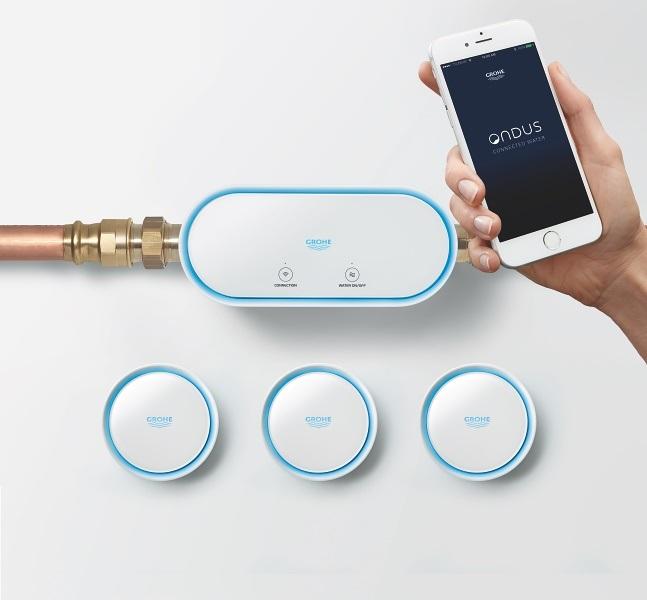 Chytré technologie v koupelně 0