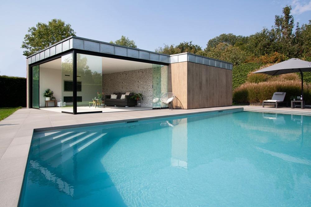 Dokonalá dlažba kolem bazénu 15