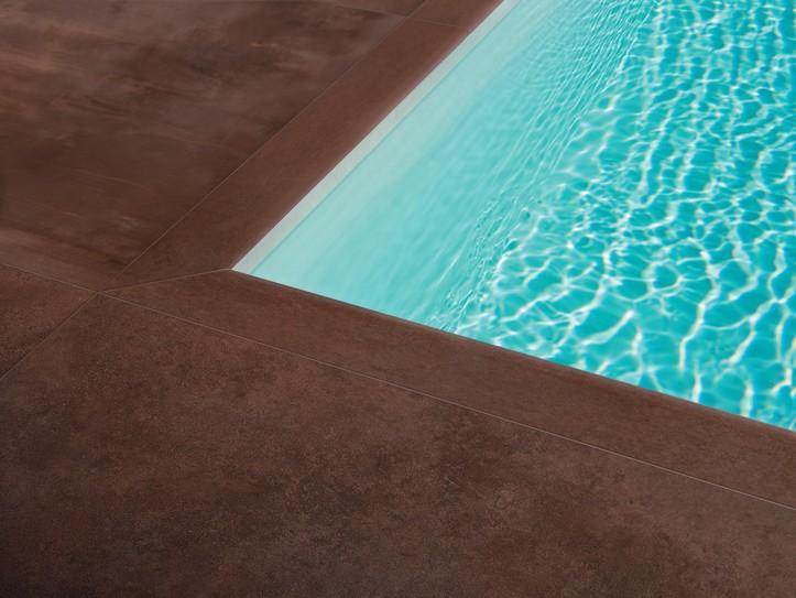 Dokonalá dlažba kolem bazénu 4
