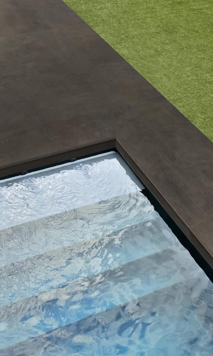 Dokonalá dlažba kolem bazénu 6