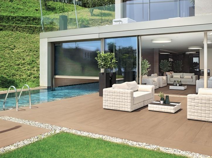 Dokonalá dlažba kolem bazénu 7