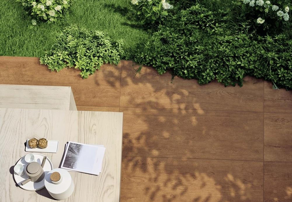 Pokládka dlažby 2 cm na zahradu do trávy, písku nebo štěrku 7
