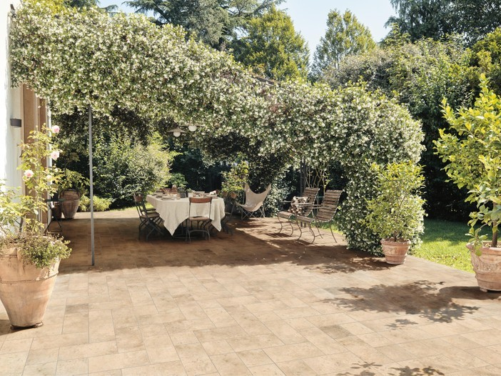 Dlažba na zahradu 5