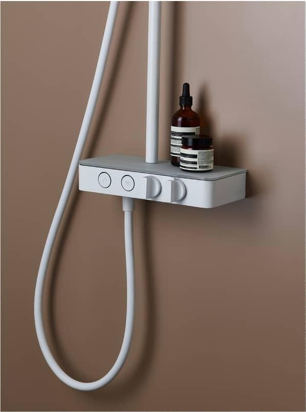Jaká je správná výška pro instalaci sprchových baterií a hlavic? 6