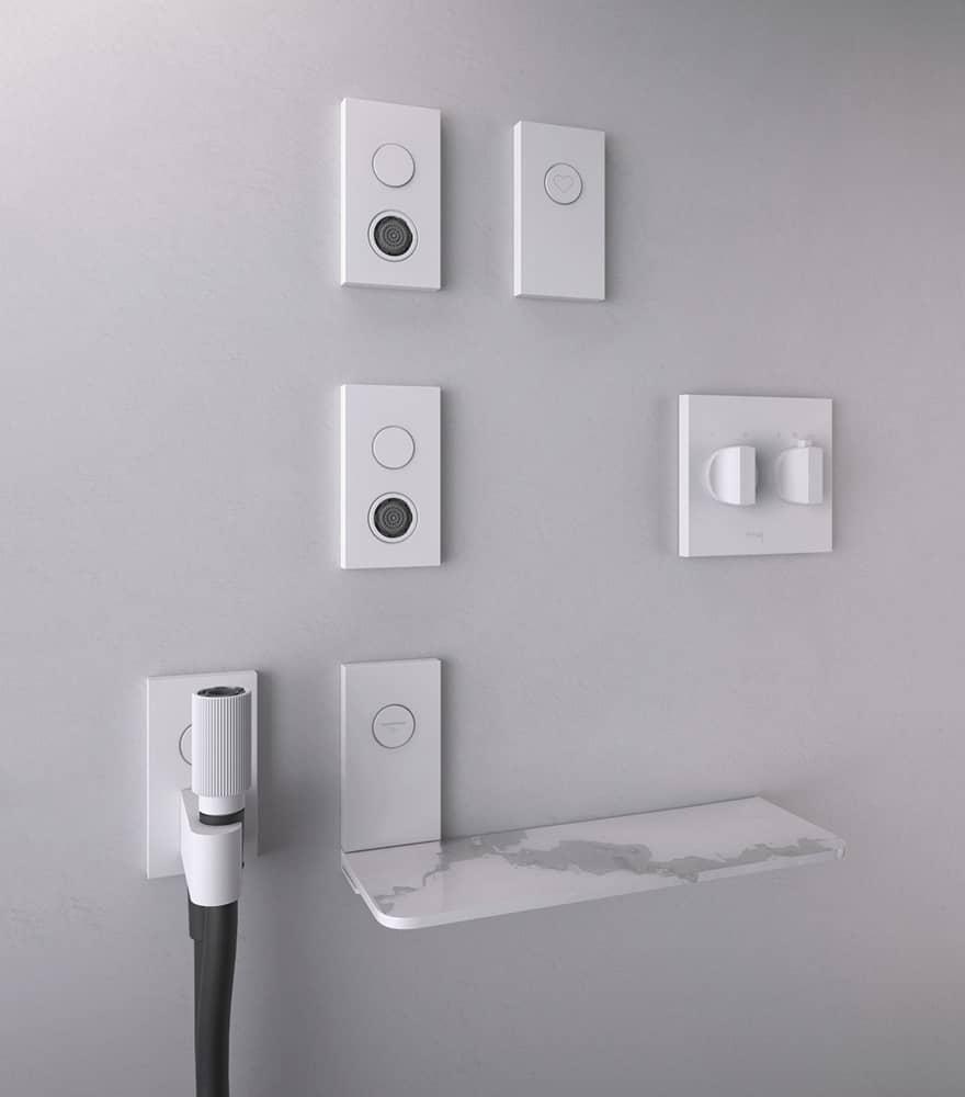 Jaká je správná výška pro instalaci sprchových baterií a hlavic? 10