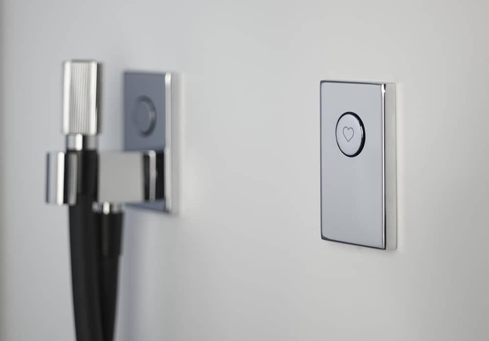 Jaká je správná výška pro instalaci sprchových baterií a hlavic? 12