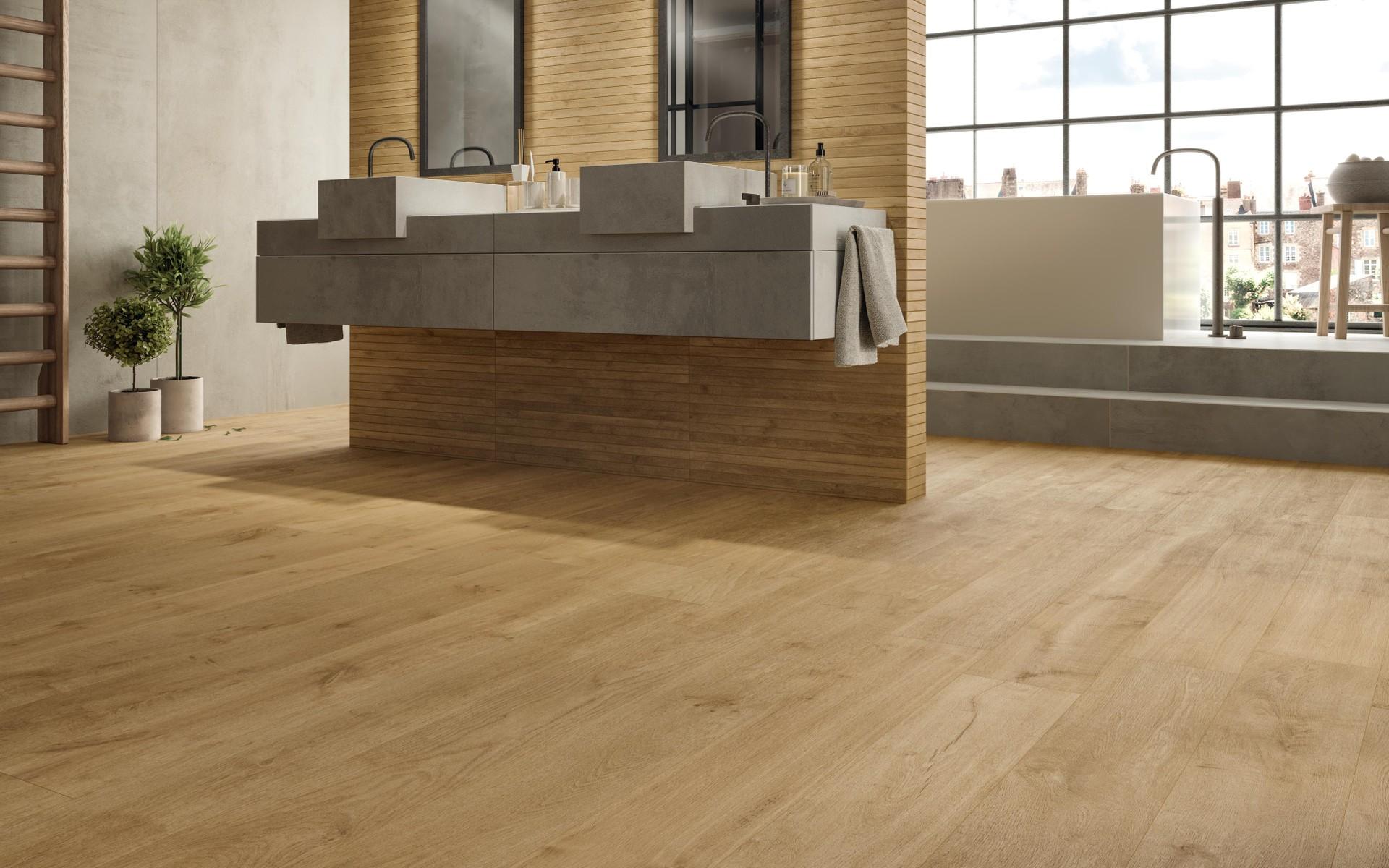 Dřevěná koupelna 14