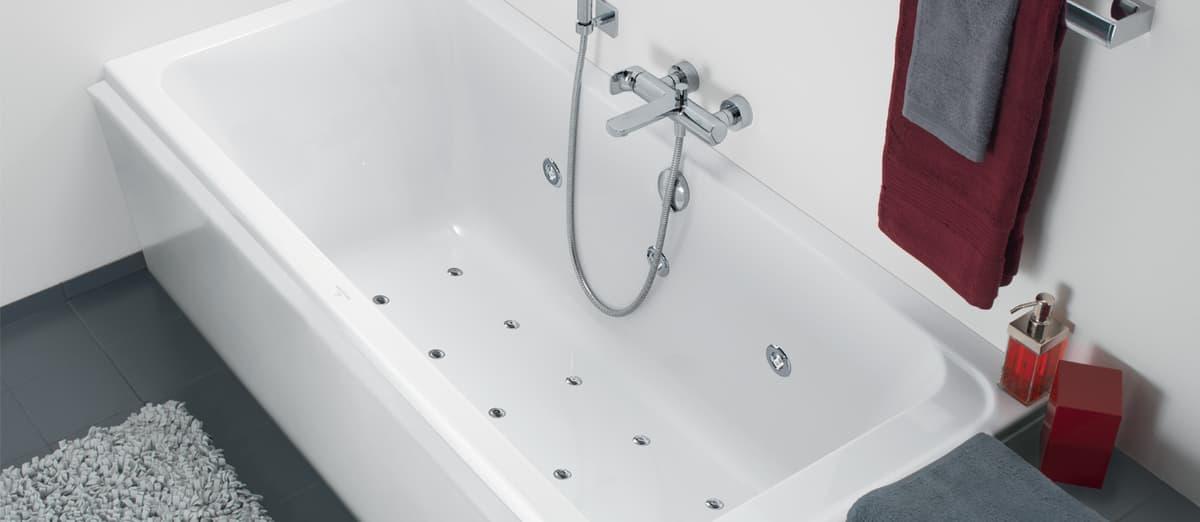 Masážní vana - wellness ve vlastní koupelně  1