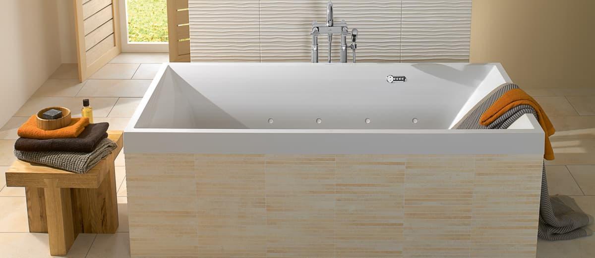 Masážní vana - wellness ve vlastní koupelně  2