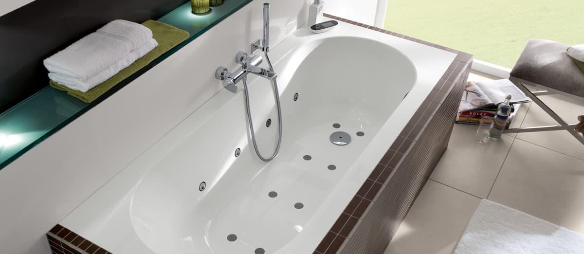 Masážní vana - wellness ve vlastní koupelně  3