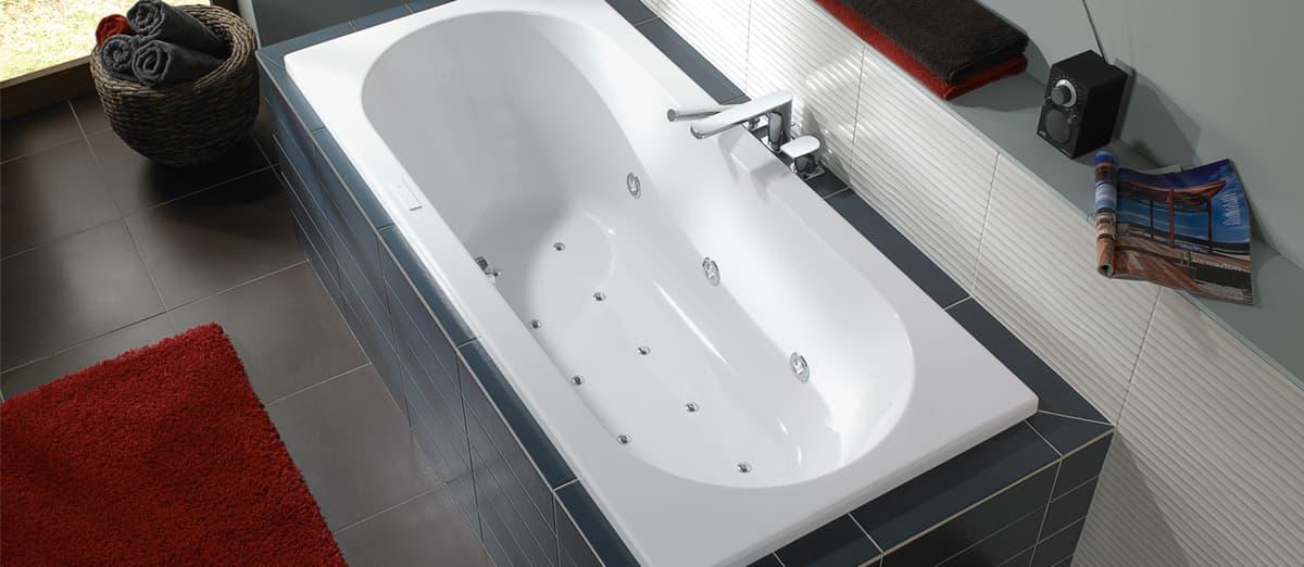 Masážní vana - wellness ve vlastní koupelně  4