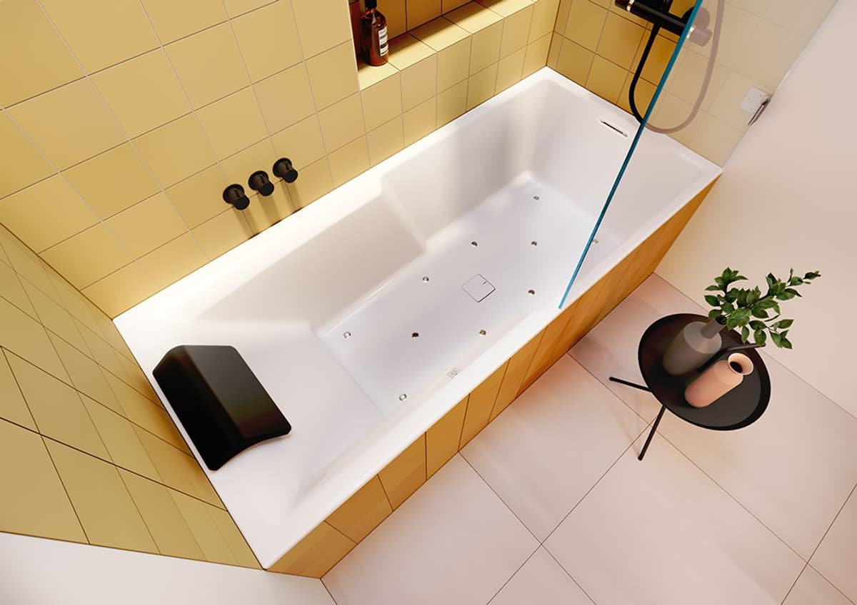 Masážní vana - wellness ve vlastní koupelně  5