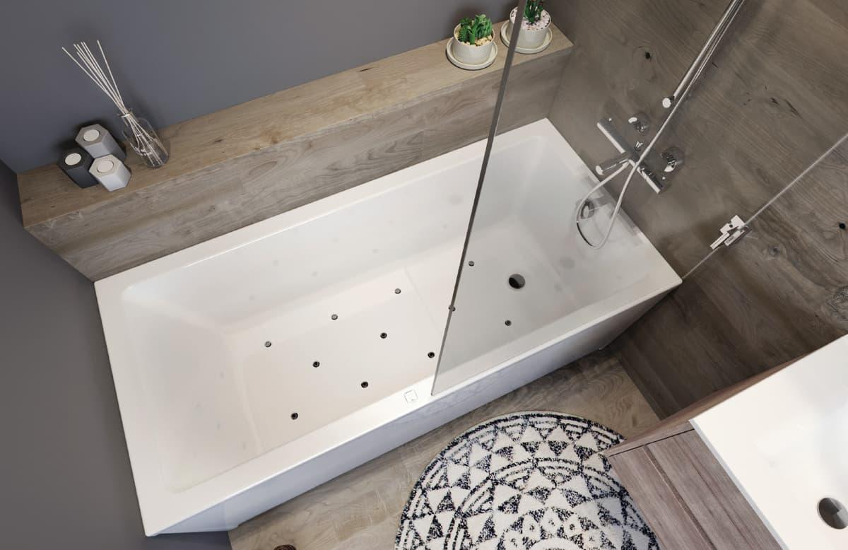 Masážní vana - wellness ve vlastní koupelně  6