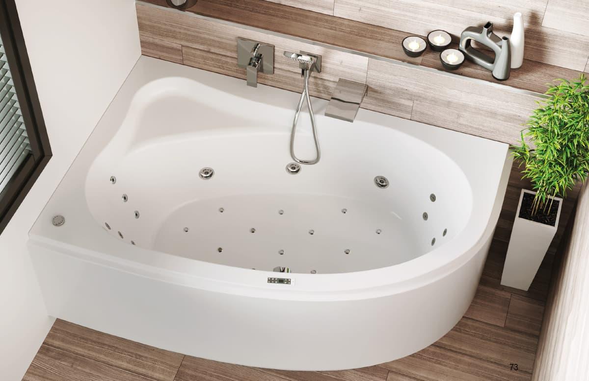 Masážní vana - wellness ve vlastní koupelně  7