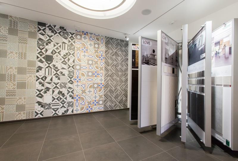 Showroom koupelen Brno 1