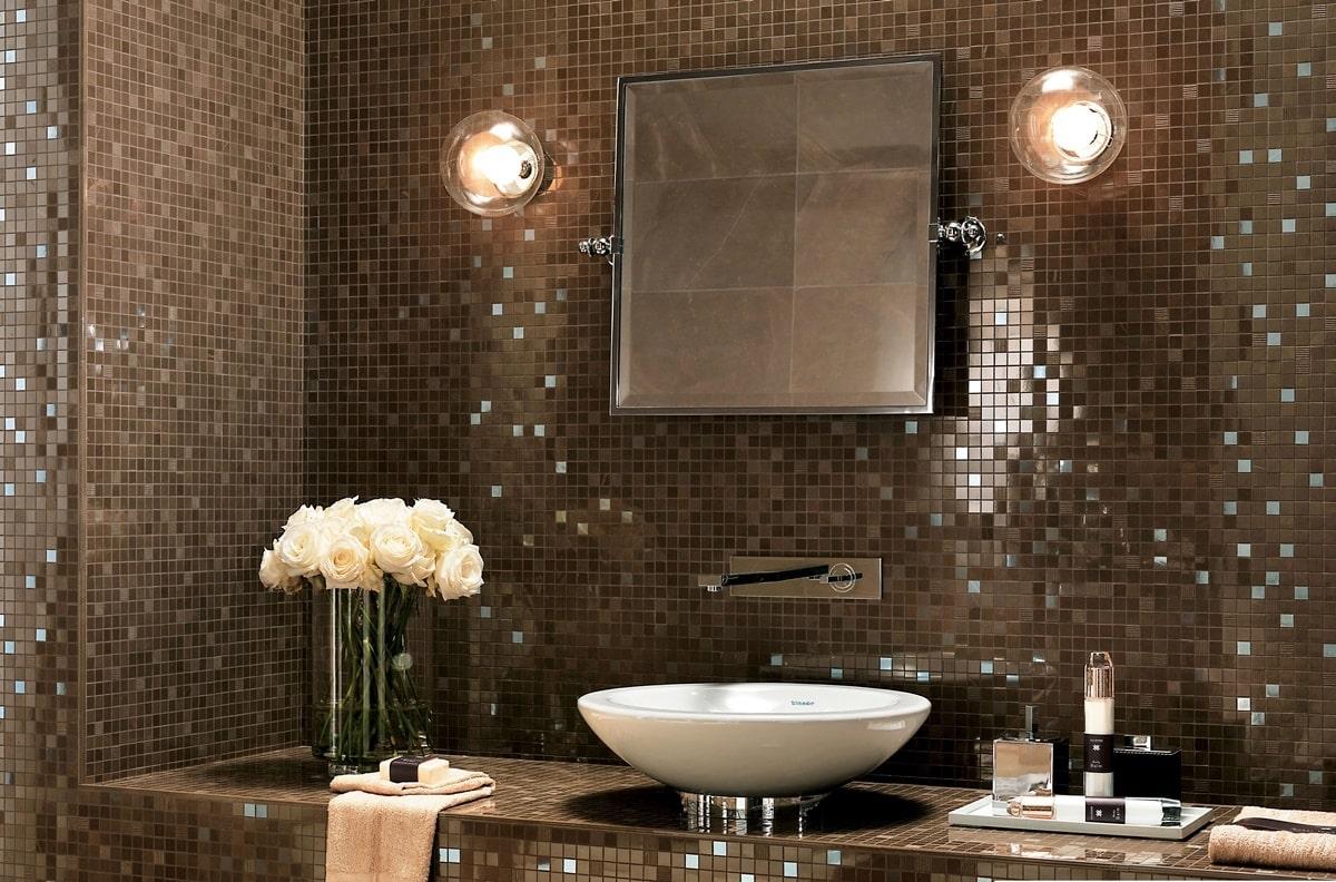 Originální mozaiky do koupelny 14