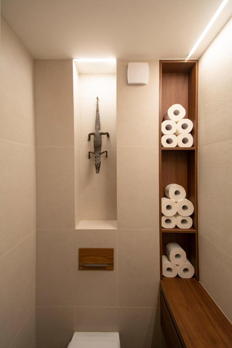 Niky v koupelně 6