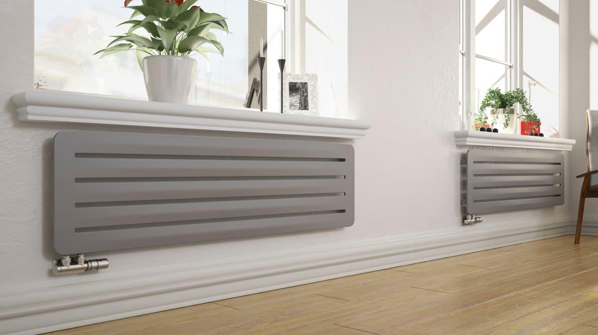 Pro designové radiátory do pražského showroomu 1