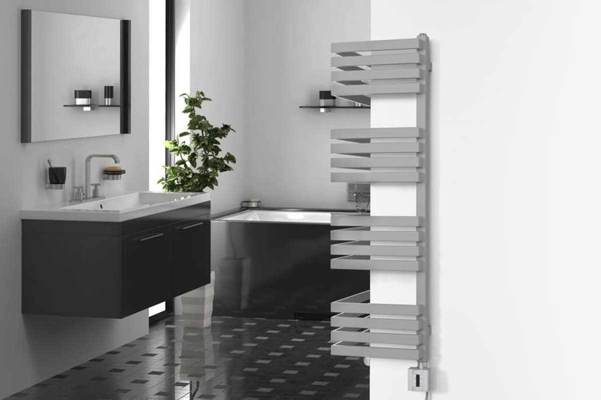 Pro designové radiátory do pražského showroomu 5