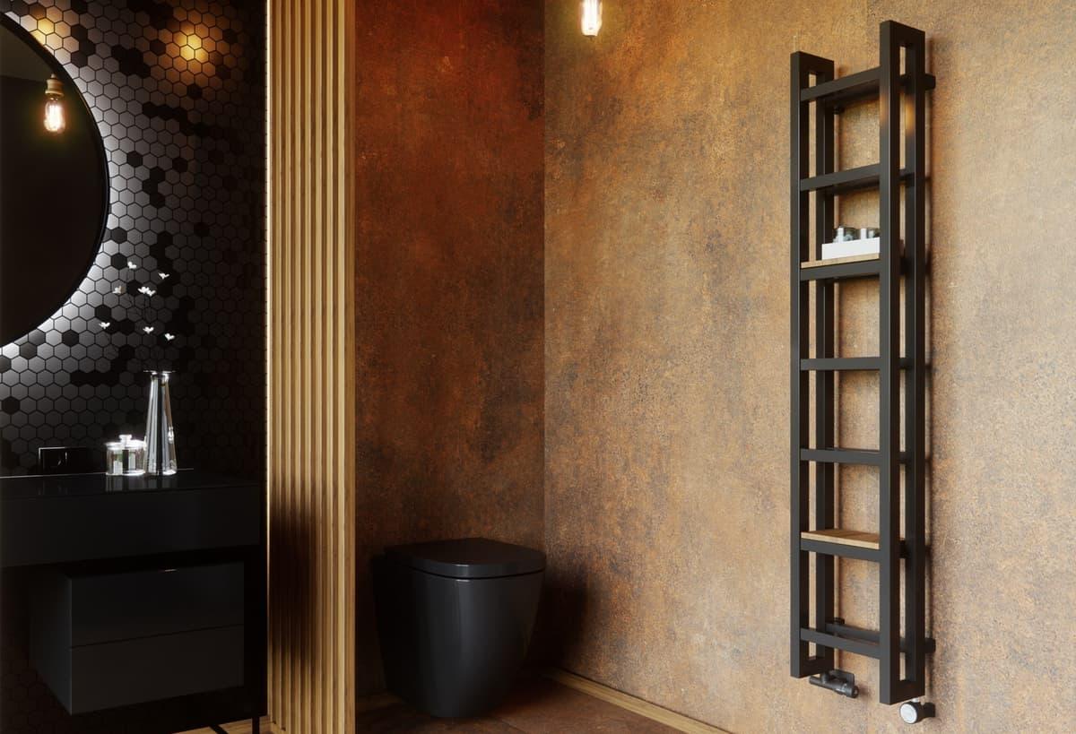 Pro designové radiátory do pražského showroomu 3