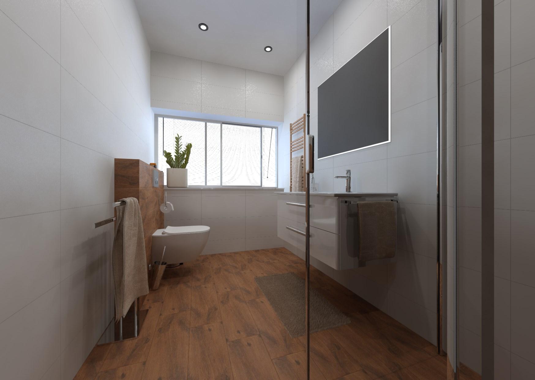Jak na rekonstrukci koupelny 5
