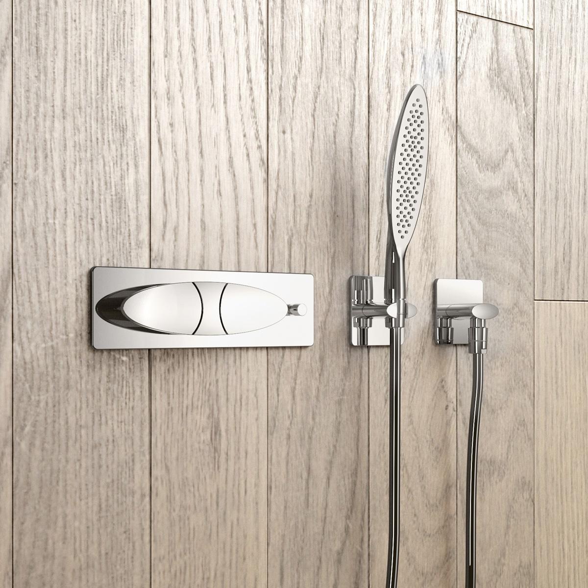 Sprchové hadice a tyče 3