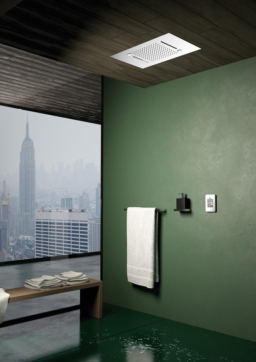 Typy sprchových baterií z hlediska umístění 4