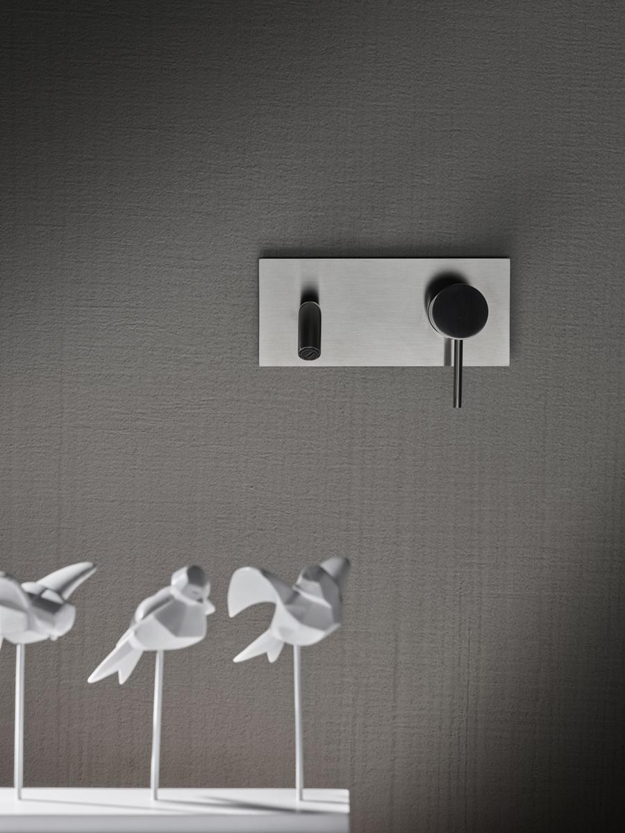 Typy sprchových baterií z hlediska umístění 7