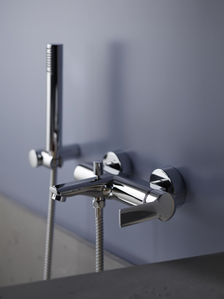 Typy sprchových hlavic 8