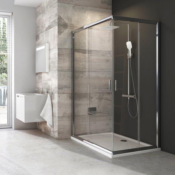 Typy sprchových vaniček ke sprchovým koutům 5