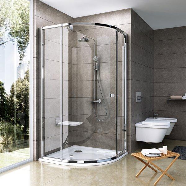 Typy sprchových vaniček ke sprchovým koutům 6