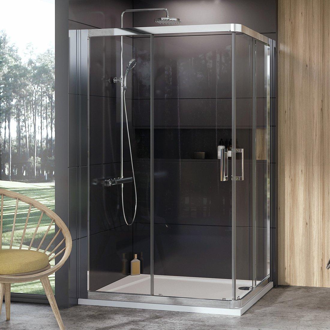 Typy sprchových vaniček ke sprchovým koutům 7