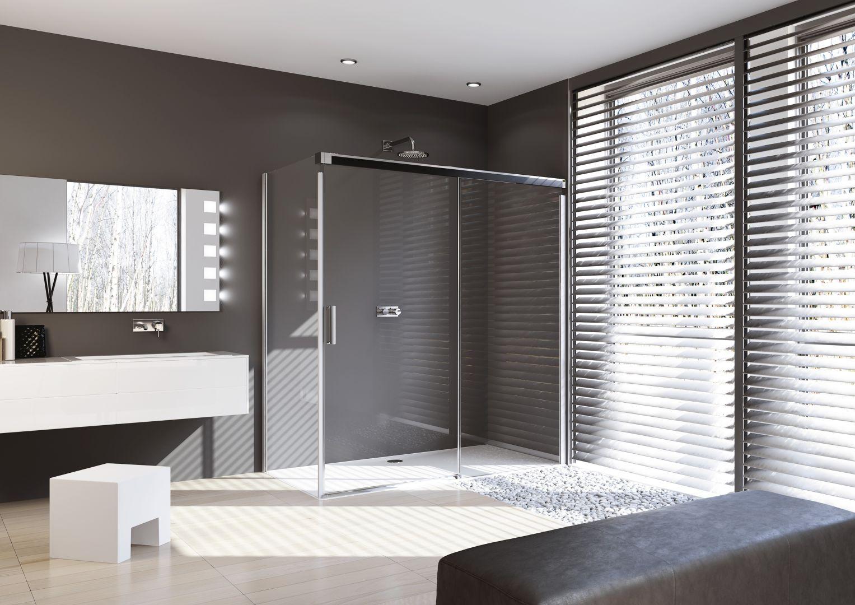 Typy sprchových vaniček ke sprchovým koutům 2
