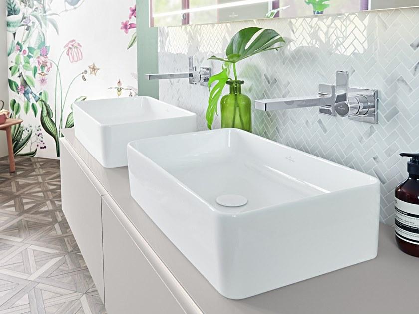 Minimalistická hranatá umyvadla pro vaši koupelnu 1