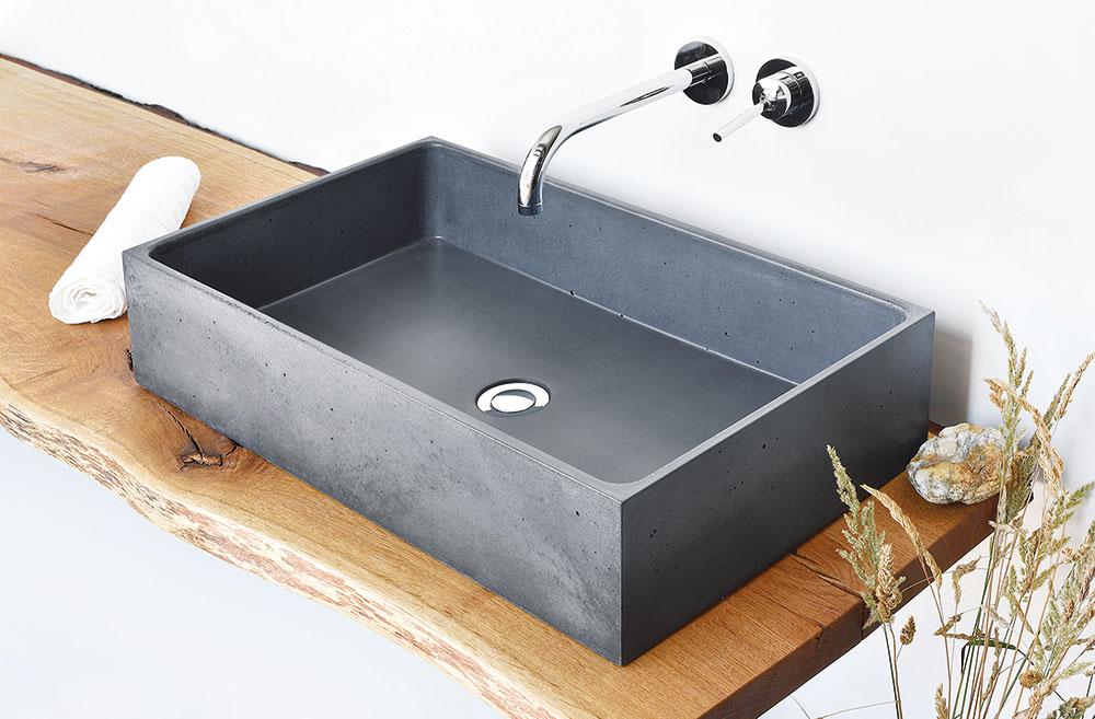 Minimalistická hranatá umyvadla pro vaši koupelnu 4