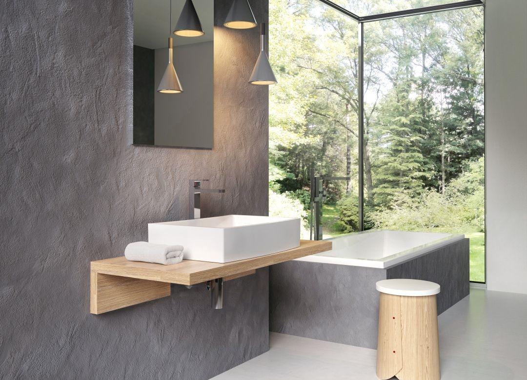 Minimalistická hranatá umyvadla pro vaši koupelnu 5