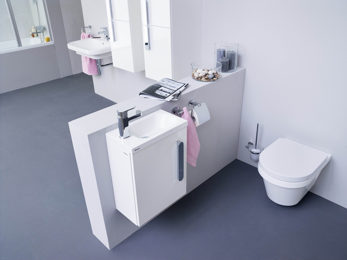 Malé umývátko nejen na WC 1