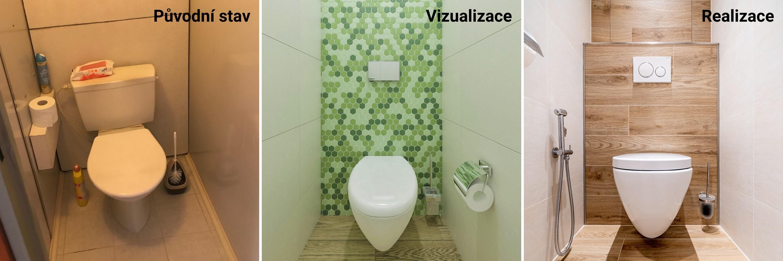 Velká proměna malé koupelny 10
