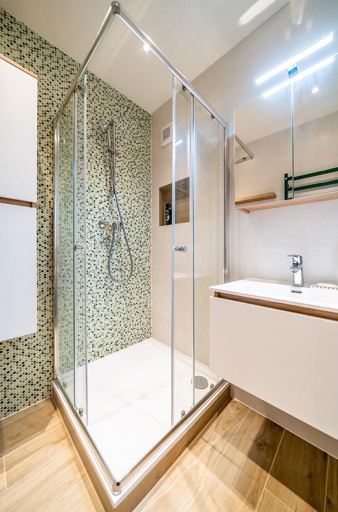 Velká proměna malé koupelny 7