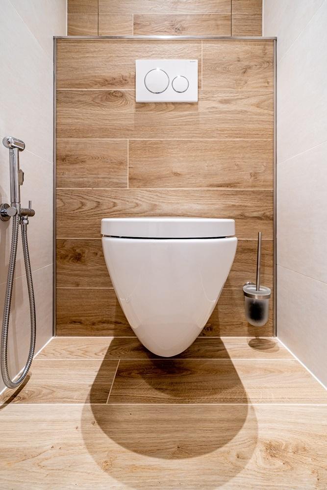 Velká proměna malé koupelny 8